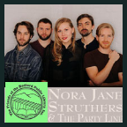 180720 NORA JANE STRUTHERS & THE PARTY LINE Friends of the Bedford Public Library