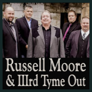 170326 Appomattox Bluegrass: RUSSELL MOORE & IIIrd TYME OUT