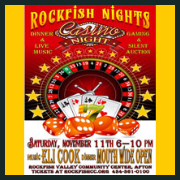 171111 ROCKFISH NIGHTS CASINO PARTY Rockfish Valley Community Center
