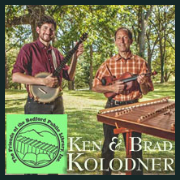170728 KEN & BRAD KOLODNER Friends of the Bedford Public Library