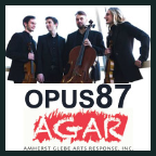 190407 OPUS87 PIANO QUARTET * AGAR Chamber Music Series