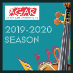 *AGAR Chamber Music Series SEASON TICKET 2019-20