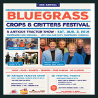 190803 BLUEGRASS, CROPS & CRITTERS FESTIVAL Campbell County Farm Bureau Women's Program