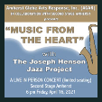 210416 THE JOSEPH HENSON JAZZ PROJECT - Live * AGAR Amherst Java & Jazz