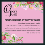 210613 PICNIC CONCERT AT THE POINT Opera On The James