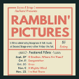 190927 RAMBLIN' PICTURES FILM SERIES - at Second Stage Amherst