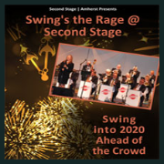 191228 SWING'S THE RAGE @ Second Stage Amherst