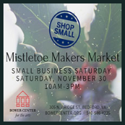 191130 MISTLETOE MAKERS MARKET Bower Center