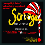 191212 SCROOGE, THE MUSICAL - HHS Pioneer Theatre